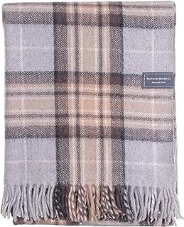 The Tartan Blanket Co. Recycled Wool Blanket Mackellar Tartan (59