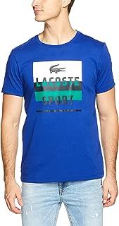 Lacoste Men's Colour Block Logo Tee