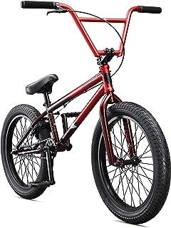 Mongoose Legion Freestyle BMX Bike Line for Beginner-Level to Advanced Riders, Steel Frame, 16-20-Inch Wheels