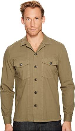 7 For All Mankind - Long Sleeve Military Shirt