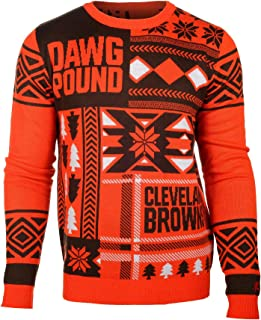 NFL Mens Ugly Sweater