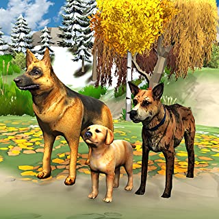 Dog Family Simulator - Virtual Game 2019
