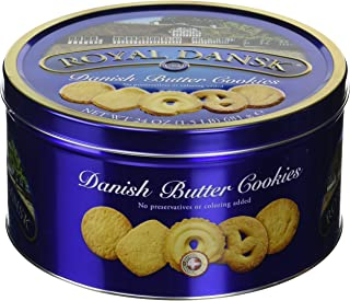 Royal Dansk Danish Butter Cookies, 24 Oz. (1.5 Lb)