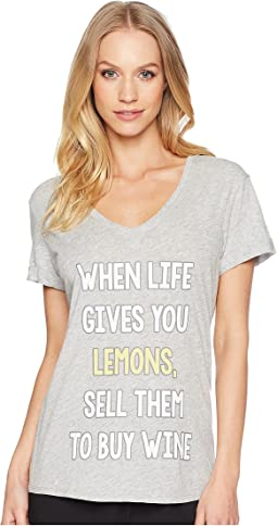 Playful Prints Lemon T-Shirt