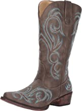 Best vintage looking cowboy boots Reviews