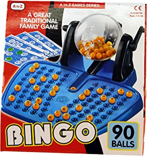 A to Z 08186 - Juego de Bingo