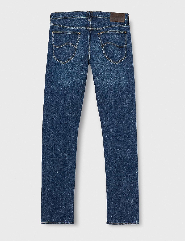 Lee Daren Zip Fly Jeans Homme Mid Wash Sidney