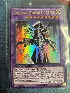 Best alkana knight joker deck Reviews