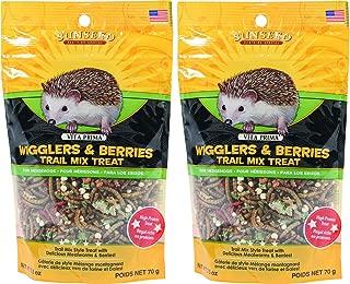 hedgehog food and treats