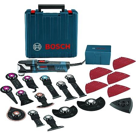 BOSCH GOP55-36C2 StarlockMax Oscillating Multi-Tool Kit