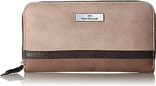 Tom Tailor Acc Elin, Billetera para Mujer, marrón