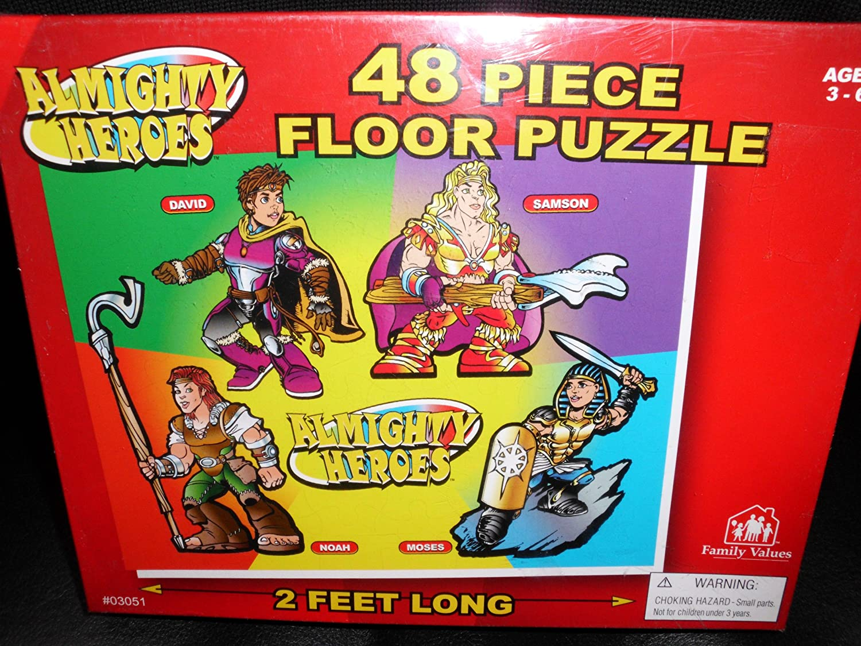 Cash special price Cash special price Puzzle-Almighy Heroes Pc Floor-48