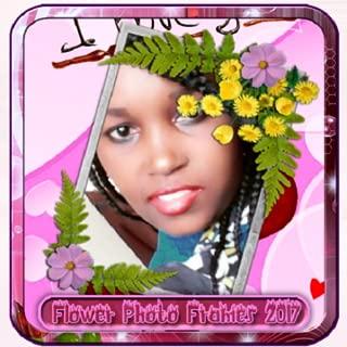 Flower photo Frames 2017