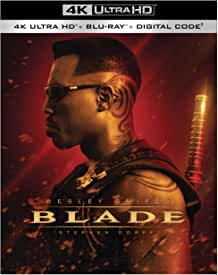 BLADE arrives on 4K Ultra HD, Blu-ray, DVD and Digital Dec. 1 from Warner Bros.