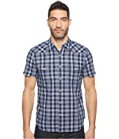 Lucky Brand - Short Sleeve Western Shirt