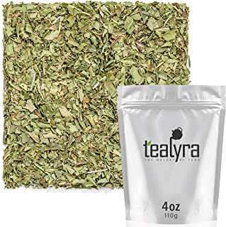 Tealyra - Pure Lemon Verbena - Herbal Loose Leaf Tea - Hot or Iced - Relaxation - Calming - Digestive - Caf...