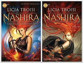 Licia Troisi Nashira Reihe