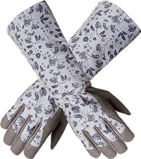 دستکش کار باغچه زنانه ، KAYGO KG128SG ، برای هر زن زیبا و باغ دوست داشتنی او (بازوی بلند)
