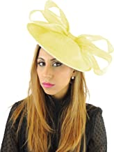 Hats By Cressida Gorgeous Kelaa Ascot Derby Fascinator Hat - with Headband - Available in 30 Colours