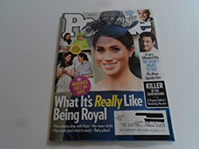 People Magazine (July 30, 2018) What It's Really Like Being Royal Meghan Markle Cover