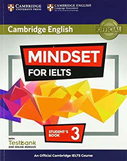 Mindset for IELTS Level 3 Student's Book with Testbank and Online Modules: An Official Cambridge IELTS Course