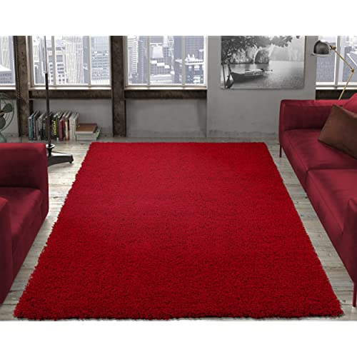 Red Rugs: Amazon.com
