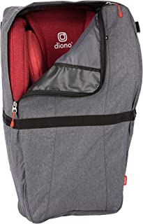 Diono Car Seat Travel Backpack, Perfect Travel Bag for Car Seat, Carry As Duffle Bag Or Backpack, Padded Shoulders, Durabl...