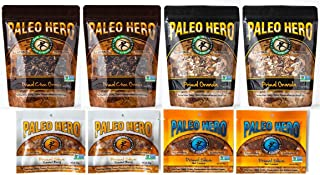 PALEO HERO 'Double Sample Pack' (8 items)