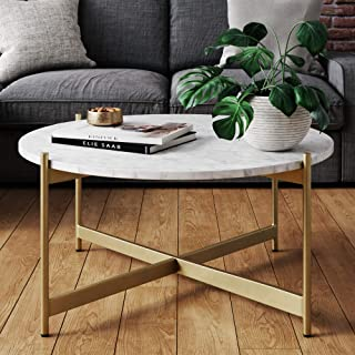 Best marble coffee table small Reviews