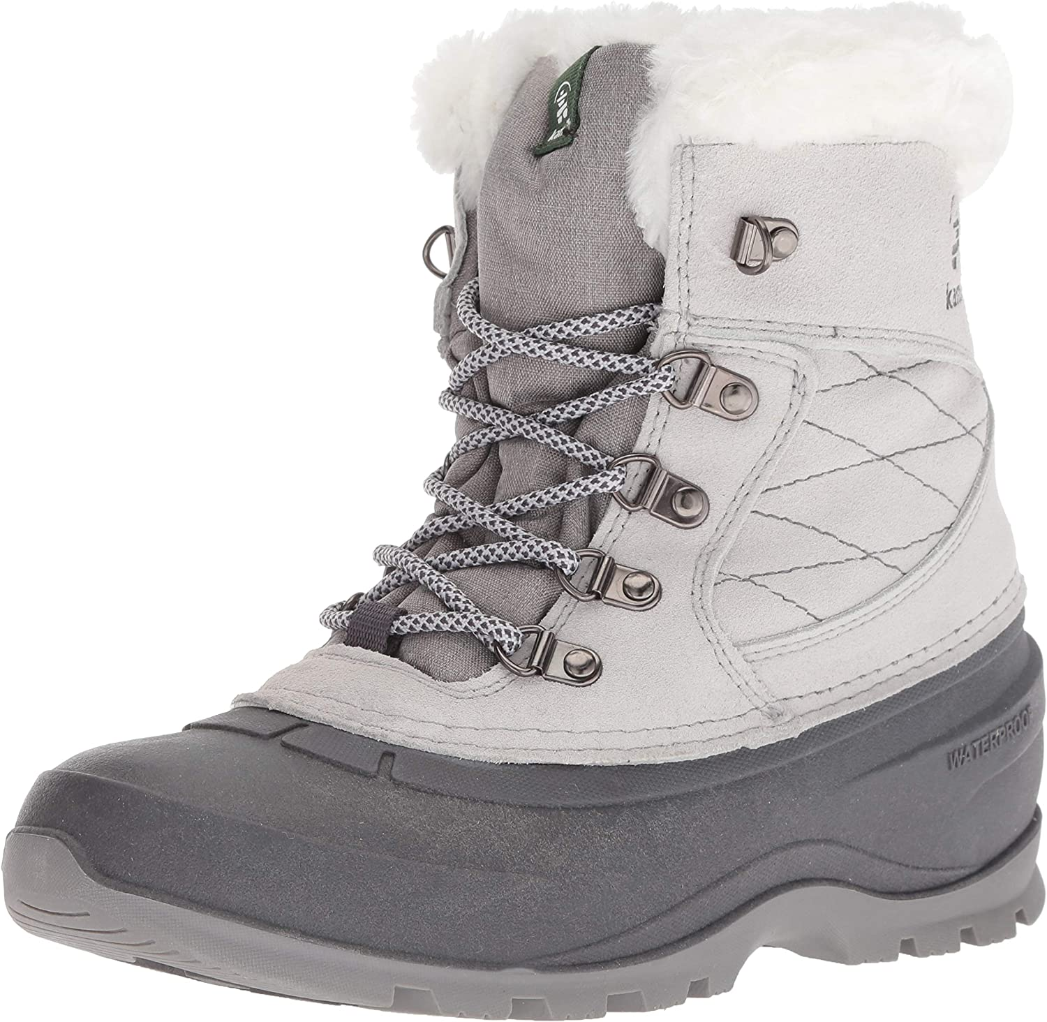 Kamik Womens Snovalleyl Snow Boot