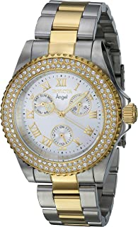 Invicta Ladys 16998 Angel Silver Dial New Stainless Steel Watch
