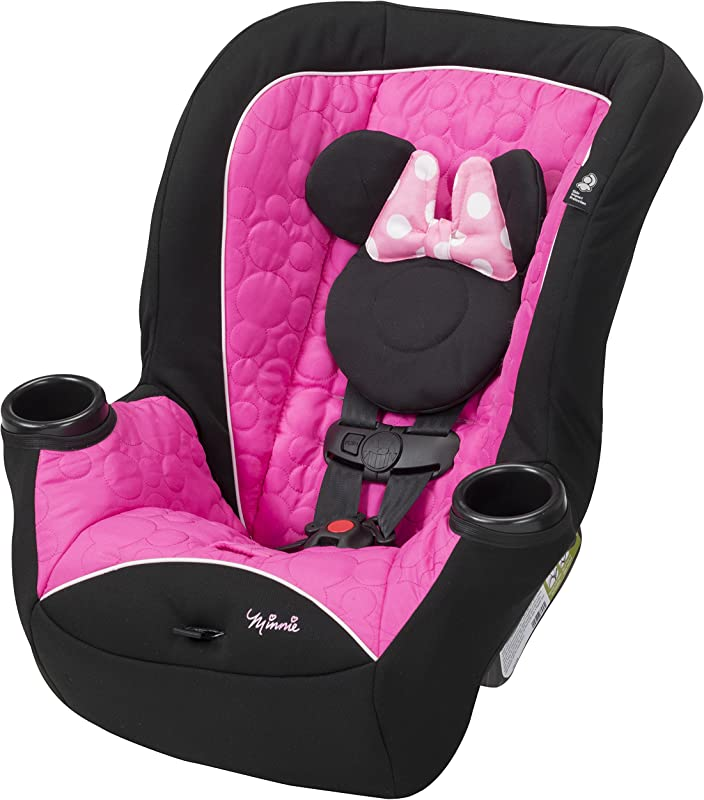 Disney Baby Apt 50 Convertible Car Seat Mouseketeer Minnie