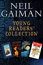 Neil Gaiman Young Readers' Collection: Odd and the Frost Giants; Coraline; The Graveyard Book; Fortunately, the Milk