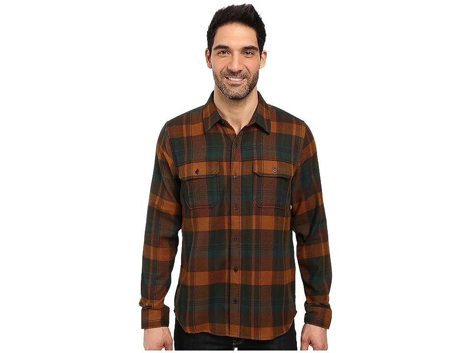 Toad&Co Watchdog Long Sleeve Shirt (Buffalo) Men
