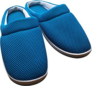Cool Bamboo Anti-Fatigue Gel Slippers