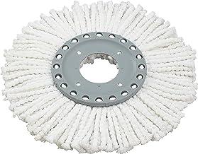 Leifheit 52067 Disc Mop Replacement Head,White 4 x 22.5 x 26 cm