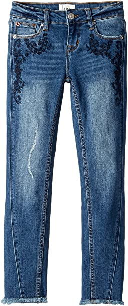 Hudson Kids - Riva Skinny Jeans in Circuit (Big Kids)