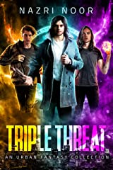 Triple Threat: An Urban Fantasy Collection Kindle Edition
