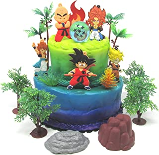 Best dragon ball z cake toppers Reviews