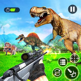 Dinosaurs Hunting & Shooting Game 2019