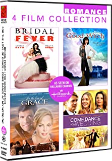 Bridal Fever / The Good Witch / For the Love of Grace / Come Dance at My Wedding Romance 4 Film Collection