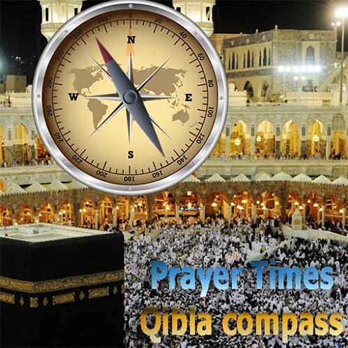 Muslim Prayers Zeiten - Qibla Compass