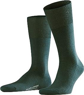 Falke, 14435 - Calcetines para hombre, tamaño 41 / 42, color verde