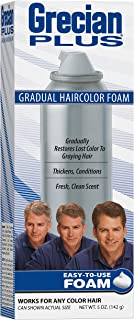 Grecian Formula Hair Color with Conditioner, Foam, 0.5 Ounce