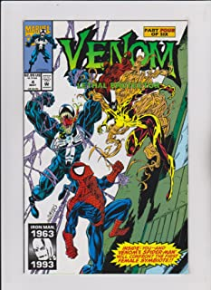 Venom Lethal Protector #1-6 Complete Limited Series (Marvel Comics 1993 - 6 Comics)