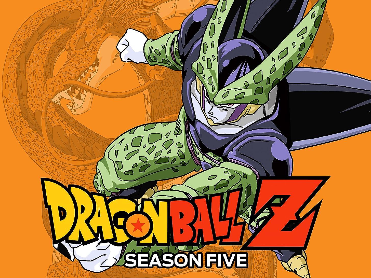 Dragon Ball Z, Season 5