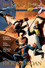 Heroes of Olympus, Book One: The Lost Hero: The Graphic Novel (The Heroes of Olympus: The Graphic Novel 1) Kindle Edition