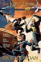Heroes of Olympus, Book One:  The Lost Hero: The Graphic Novel (The Heroes of Olympus: The Graphic Novel 1)