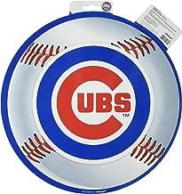 amscan Chicago Cubs Major League Baseball Collection Cutout, Party Decoration, 6 Ct.
