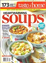 TASTE OF HOME MAGAZINE HEARTWARMING SOUPS 2012 [Single Issue]